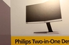 Philips launches 'virtually seamless' 2-in-1 monitor