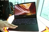 A closer look at the AORUS X3 thin-and-light gaming laptop