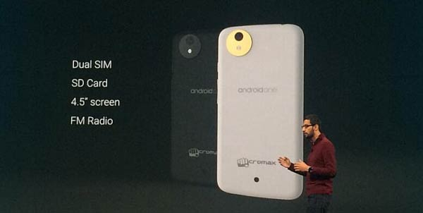 Google announces Android One, a low-cost smartphone program