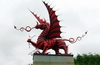 Welsh Google Maps 'Easter Egg' shows travel time via Dragon