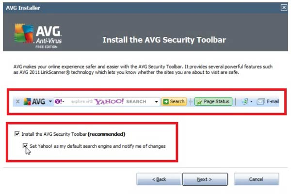 Comment supprimer AVG Secure Search: 25 étapes