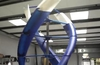AirEnergy3D's 3D printed portable wind turbine provides up to 300W