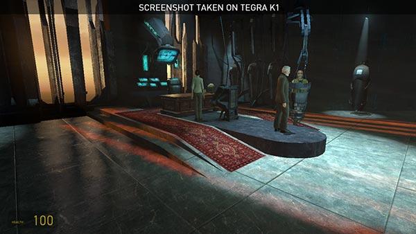 Half-Life 2 and Portal get Tegra K1 Shield Tablet