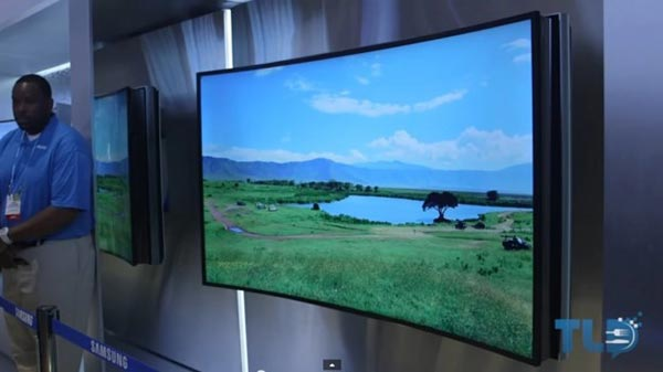 Bendable Samsung Uhd Tv Goes On Sale In Korea For 34 000