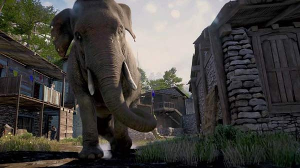 Far Cry 4 Wallpaper Elephant: Latest Far Cry 4 Trailer Introduces The Mighty Elephants
