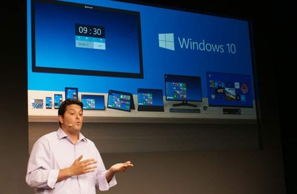 Microsoft анонсировала Windows 10, первые отзывы о новинке. Часть 1