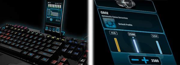 logitech g910 orion spark mechanical gaming keyboard peripherals news. Black Bedroom Furniture Sets. Home Design Ideas