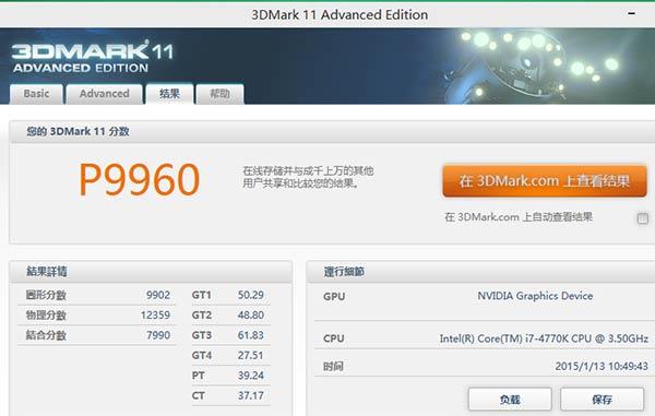 Alleged Nvidia GeForce GTX 960 3DMark benchmarks published
