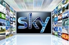 Sky's mobile voice, text and 2G, 3G and 4G data services will be available from next year.
