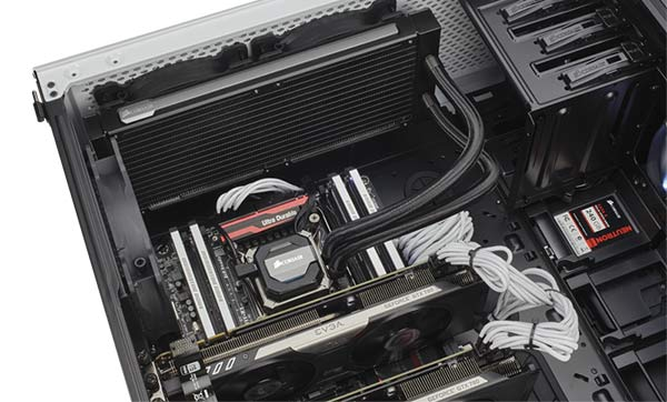Corsair Announces Hydro Series H110i Gt Liquid Cpu Cooler