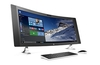 HP ENVY 34-inch Curved All-in-One PC announced