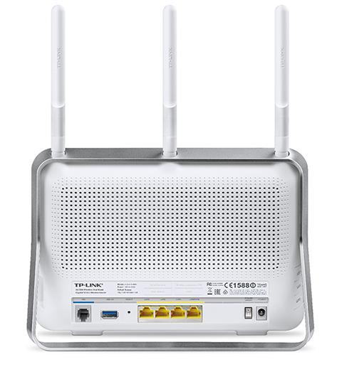 Review: TP-Link Archer VR900 - Network - HEXUS net