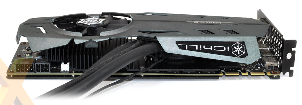 Review: Inno3D iChill GeForce GTX 980 Ti Black - Graphics