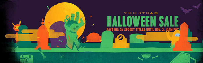Steam Halloween Sale features 'spooky titles' until 2nd November ...