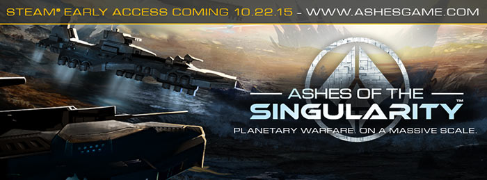 Ashes of the Singularity DX12 hits Steam Early Access on
