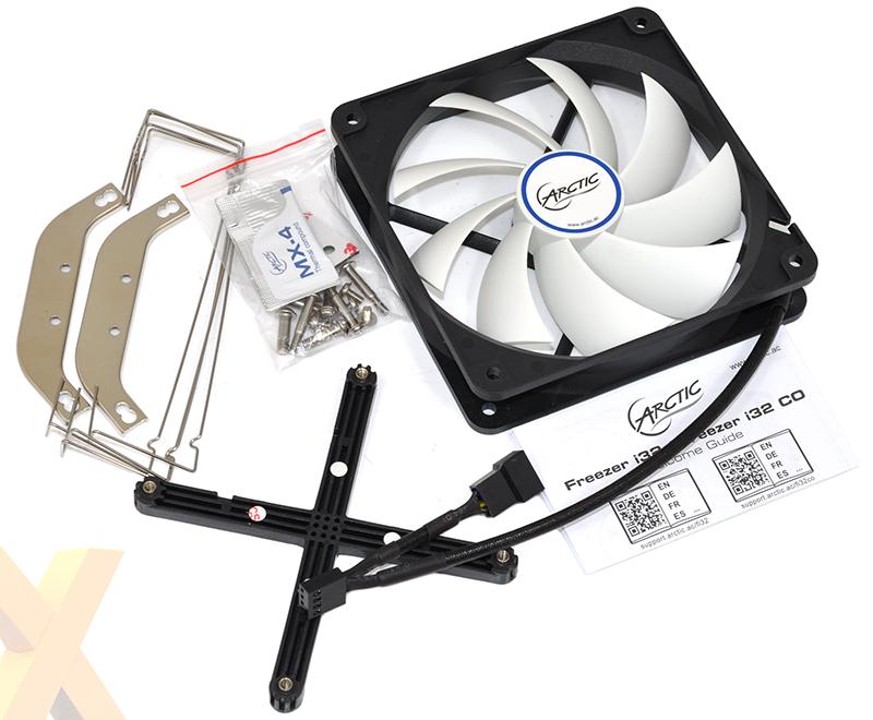Review: Arctic Freezer i32 - Cooling - HEXUS net