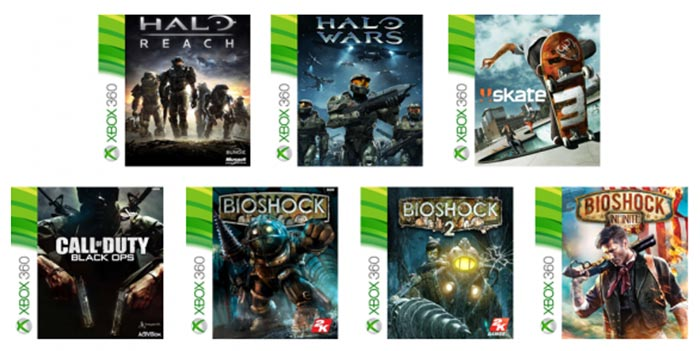 All Xbox Games List : Microsoft lists xbox games compatible with