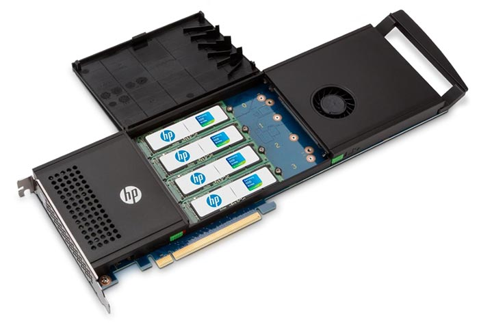 HP launches the Z Turbo Quad Pro workstation storage solution