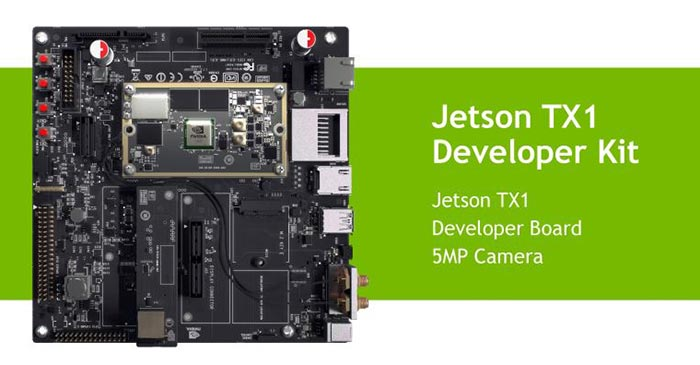 nvidia launches the jetson tx1 module systems news hexus net