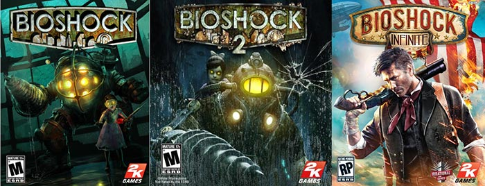2k games has another bioshock game in development industry news