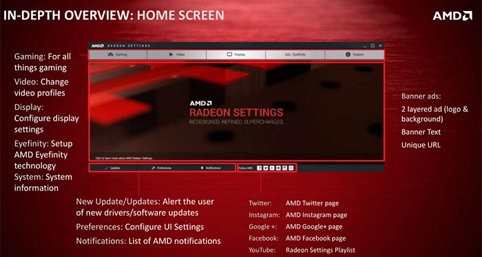 Amd Radeon Software Crimson Announced Replaces Ccc Graphics News Hexus Net