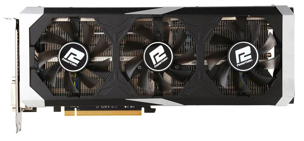 Review: PowerColor Radeon R9 390 PCS+ - Graphics - HEXUS net