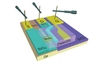MoS2 TFET transistor operates at voltages as low as 0.1V