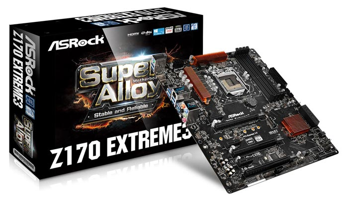 Locked Skylake CPUs can be overclocked after BIOS update - Mainboard