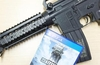 Use your own airsoft gun in FPS games with a RAIL GUN controller