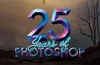 Adobe Photoshop is 25 years old today