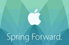 Apple schedules 'Spring Forward' smartwatch event for 9th March
