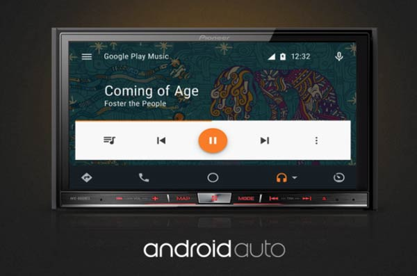 google launches android auto automotive news. Black Bedroom Furniture Sets. Home Design Ideas