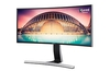 Samsung launches five new curved monitors