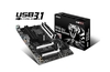 MSI 970A SLI Krait Edition AMD motherboard first with USB 3.1