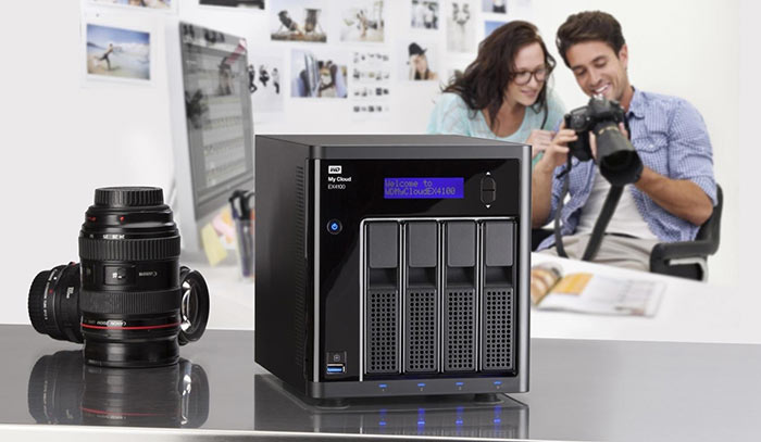 WD introduces Plex Media Server for My Cloud NAS series devices