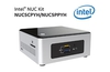 First Intel Braswell NUC kits to become available in early June