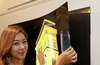 LG Display shows off 1mm thick 55-inch OLED TV