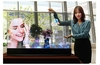 Samsung unveils its first Mirror and Transparent OLED displays