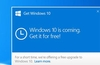 Microsoft Windows 10 will be available from 29th July 2015