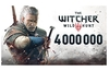 The Witcher 3: Wild Hunt slices through 4m sales in first fortnight