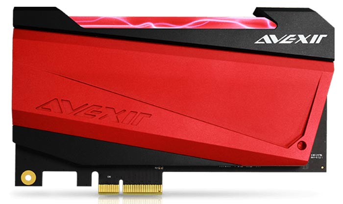 Avexir launches... M.2 Ssd Adapter