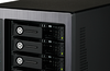 A five-bay Intel NAS with built-in UPS.