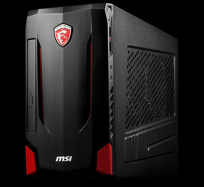msi launches 10 litre nightblade mi gaming pc systems. Black Bedroom Furniture Sets. Home Design Ideas