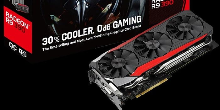 ASUS AMD Radeon R9 Fury STRIX cards listed by German