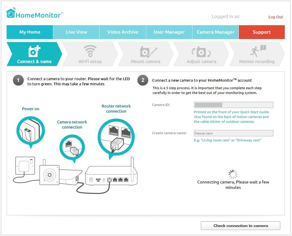 Review: Y-cam HomeMonitor HD - Cameras - HEXUS net