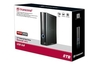 Transcend StoreJet 35T3 offers up to 8TB of USB 3.0 storage