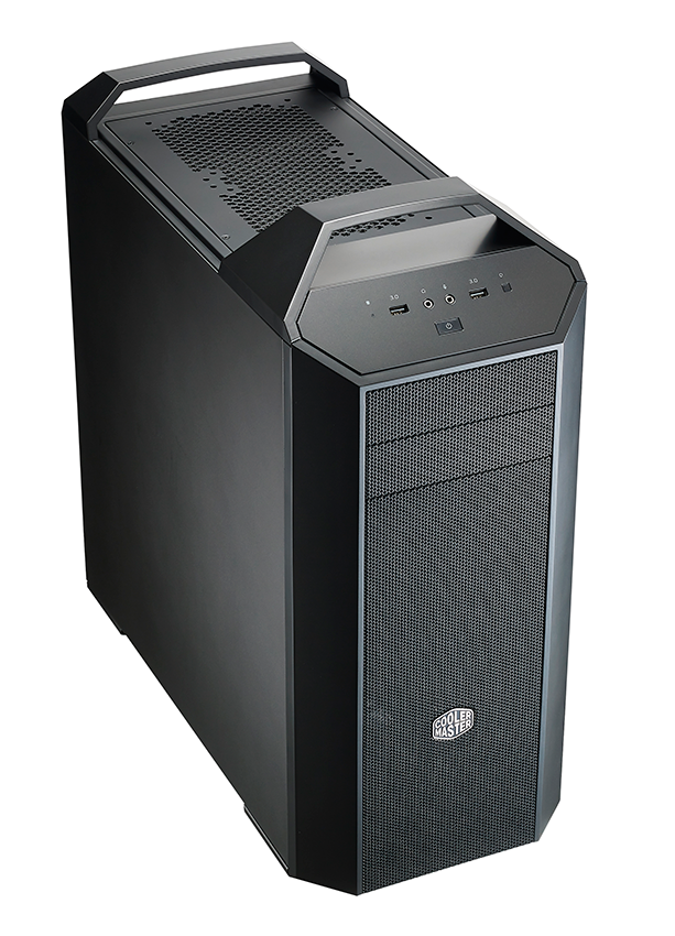 Review Cooler Master Mastercase 5 Chassis Hexus Net