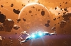 Everspace: watch an uncut space dogfighting gameplay video