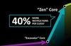 AMD Exascale Heterogenous Processor sports 32 Zen cores