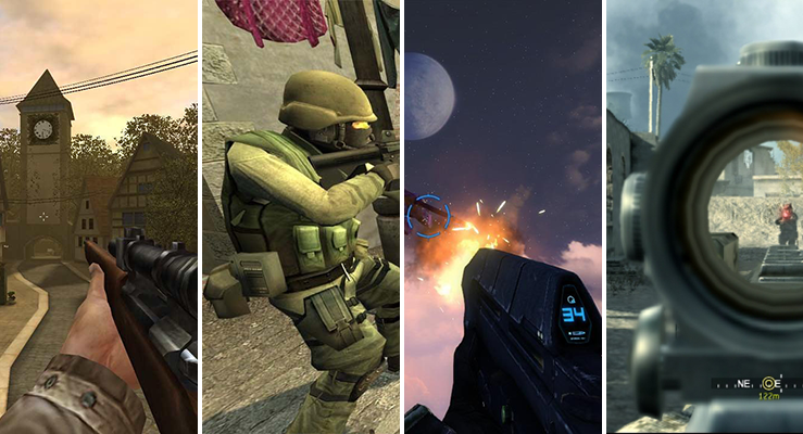 best multiplayer fps games all time